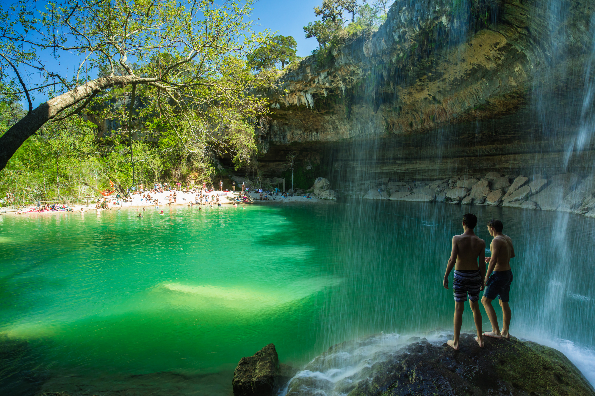 Top 5 Central Texas Swimming Holes To Beat The Heat This