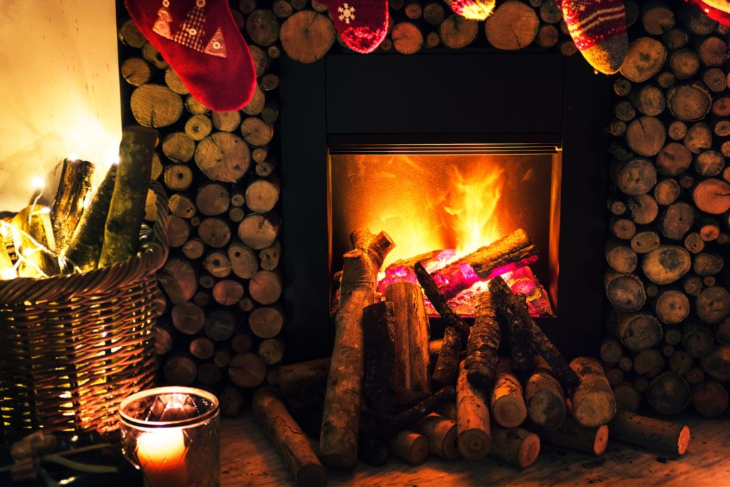 winter home staging tips